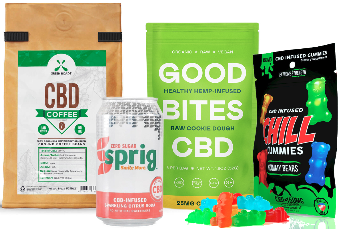 CBD as Food