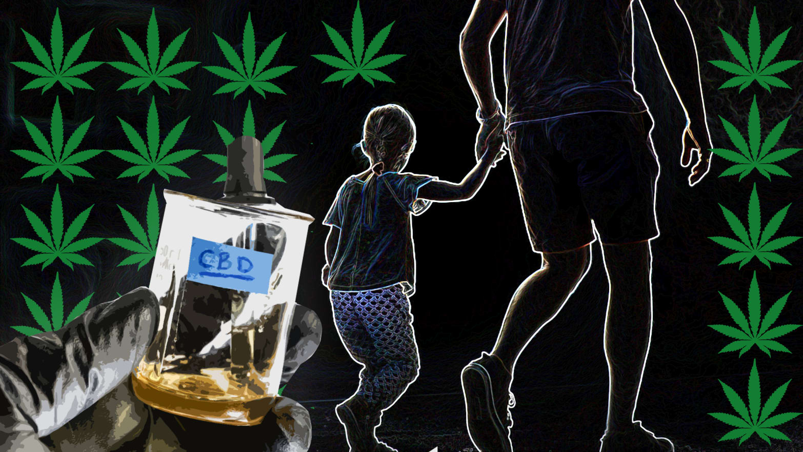 Parents and CBD